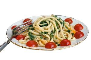 dieta mediterranea spaghetti al pomodoro