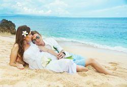 innamorati a Bali