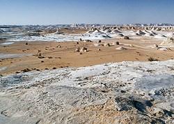 L'Egitto poco conosciuto: la magia del White Desert
