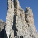 Dolomiti val di Fassa in Trentino