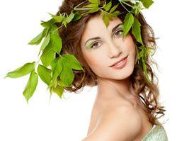 make up verde