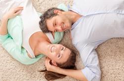 amore:una coppia felice