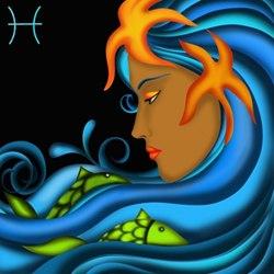segno zodiacale dei Pesci