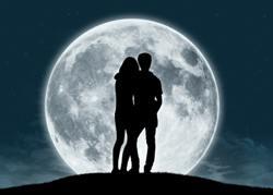 La luna nella casa del partner