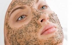 scrub per la pelle