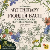 art therapy e fiori di back
